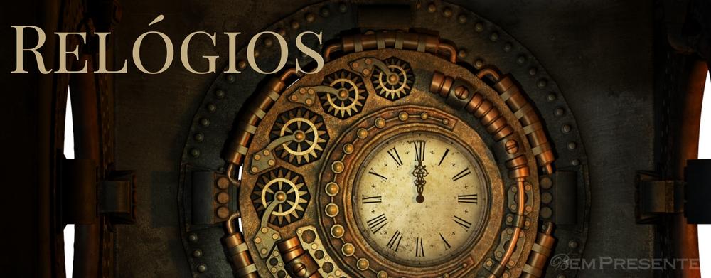 Conheça nossa linha de relógios de parede
