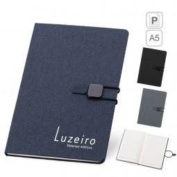Caderno capa dura personalizado A5 Cad340
