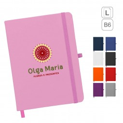 Caderno tipo caderneta personalizado