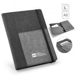 Capa com Caderno A5 Pessoa 93734