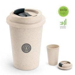Copo personalizado Ecológico fibra de bambu Toffa