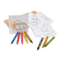 Kit para Colorir 91755