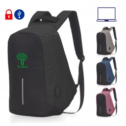 mochila antifurto para notebook MC240