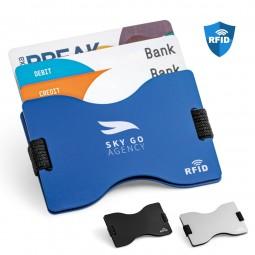 Porta Cartão Protetor RFID personalizado Muller 93332