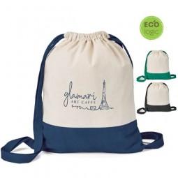 Sacola tipo mochila em algodao personalizada Romford 92913