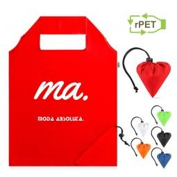 Sacola personalizada Dobrável Eco Em rPET Beira 92930