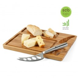 Tábua de queijos personalizada para brindes