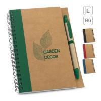 Caderno Ecológico B6 Asimov 93715