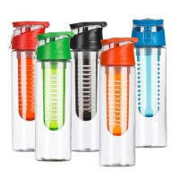 Squeeze Plástico 700ml com Infuso 13764B