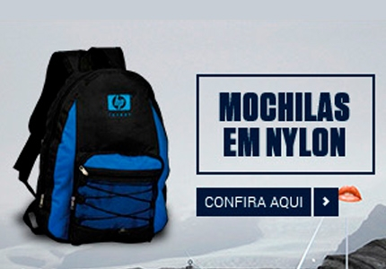 Bem Presente Brindes - Mochilas